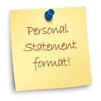 Best personal statement for graduate school